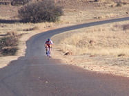 Cycling at Kgaswane Mountain Reserve